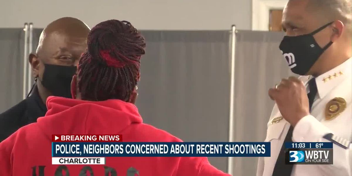 Police, neighbors concerned about recent shootings