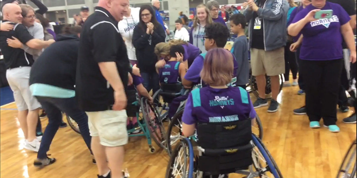 Rollin' Hornets junior prep team wins NWBA national championship