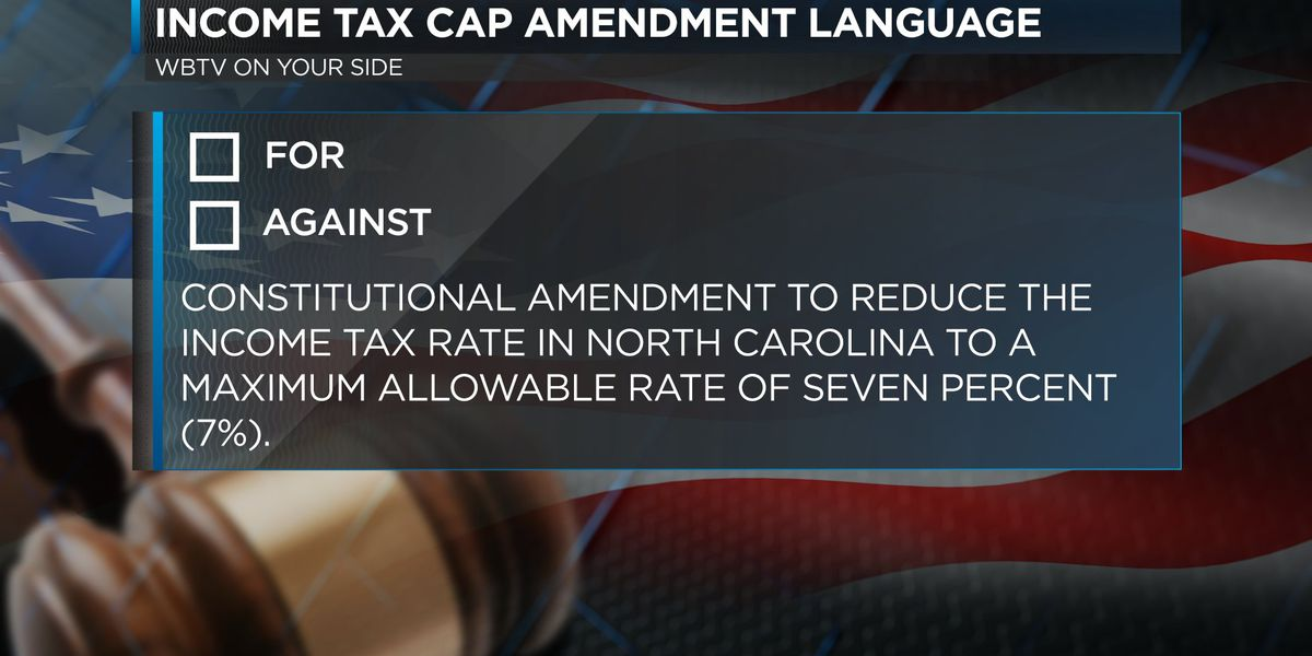 Breaking down four of the constitution amendments on the North Carolina ballot.