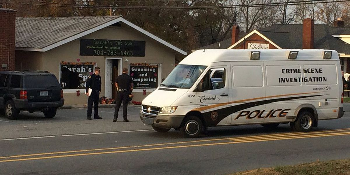 Person shot, killed inside pet spa business in Concord