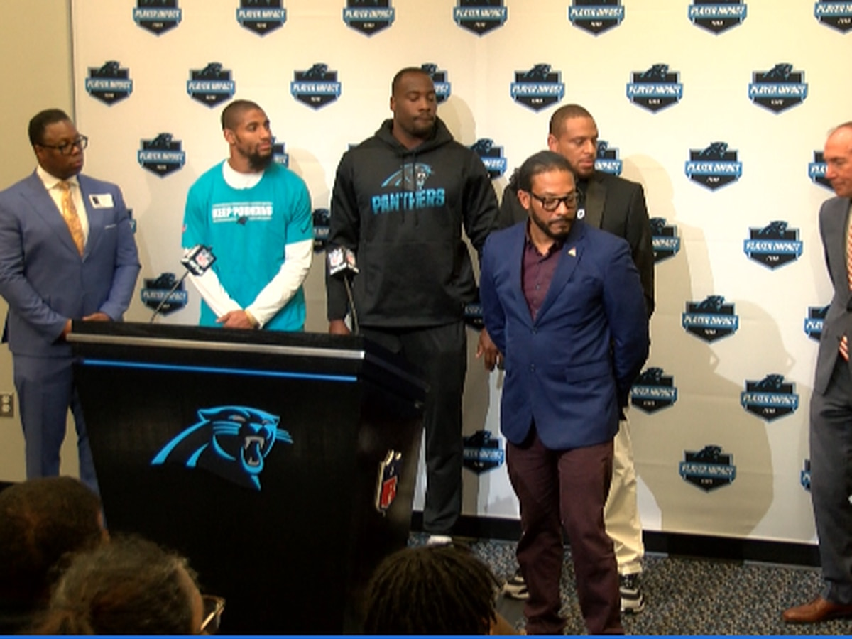 The Bail Project uses donation from Panthers to post bail for man charged with assaults