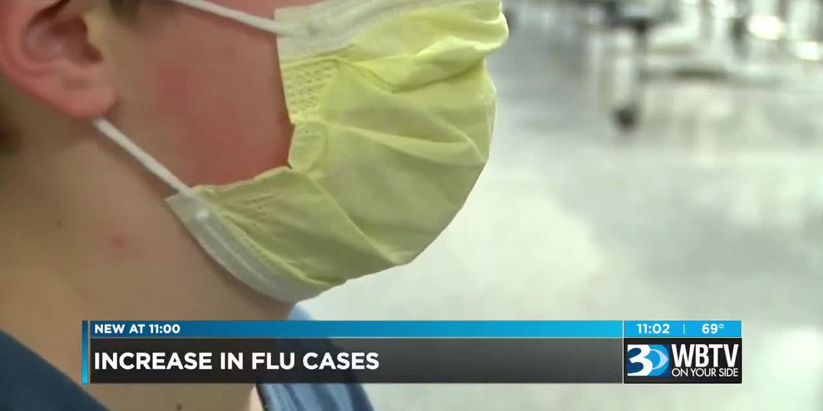 Pharmacist, doctor share flu safety advice after recent uptick in cases