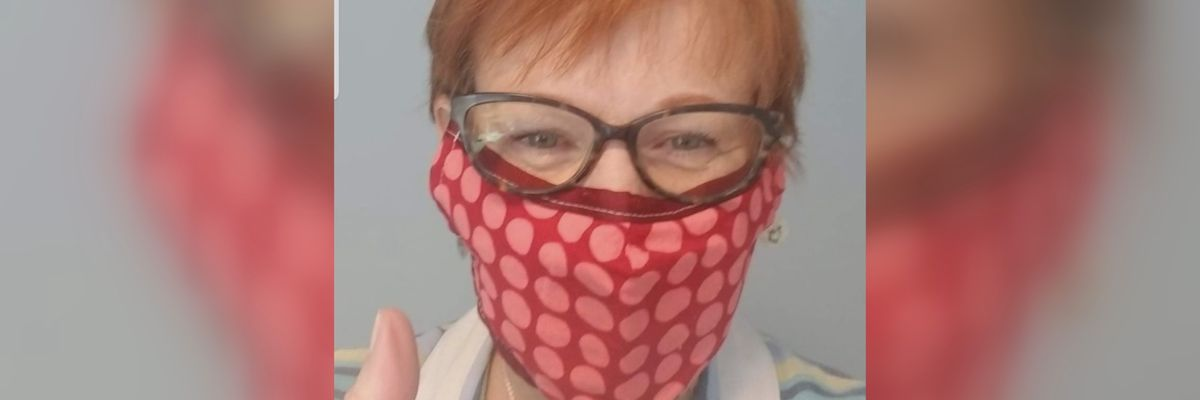 Breast cancer patient expresses concern for high-risk people in need of COVID-19 vaccine