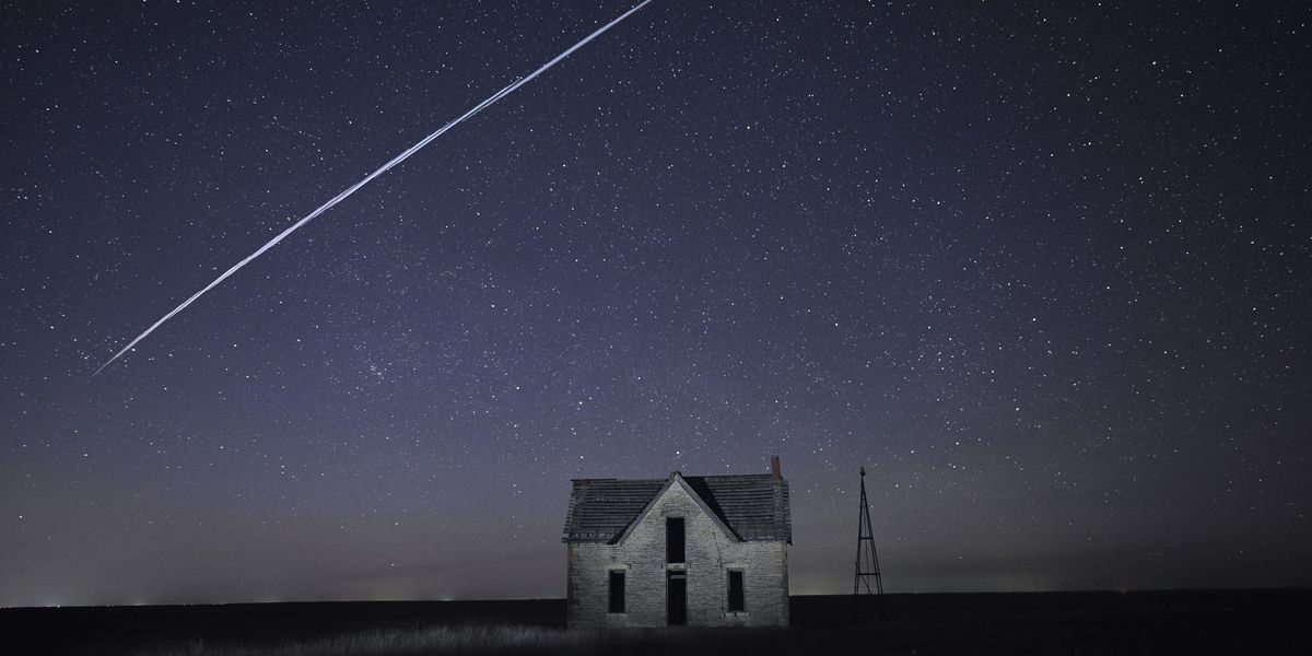 String of satellites baffles residents, bugs astronomers