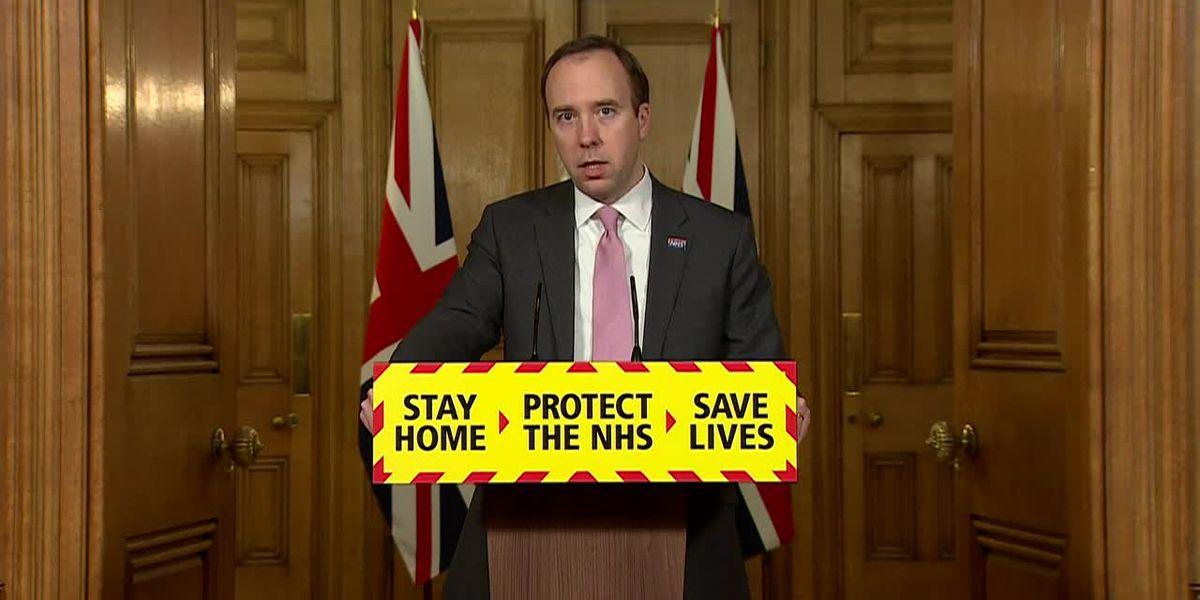 UK eyes tougher quarantine as virus toll climbs