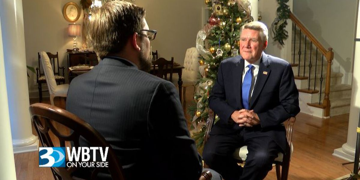 Exclusive: Mark Harris addresses voter fraud allegations in race for 9th Congressional District