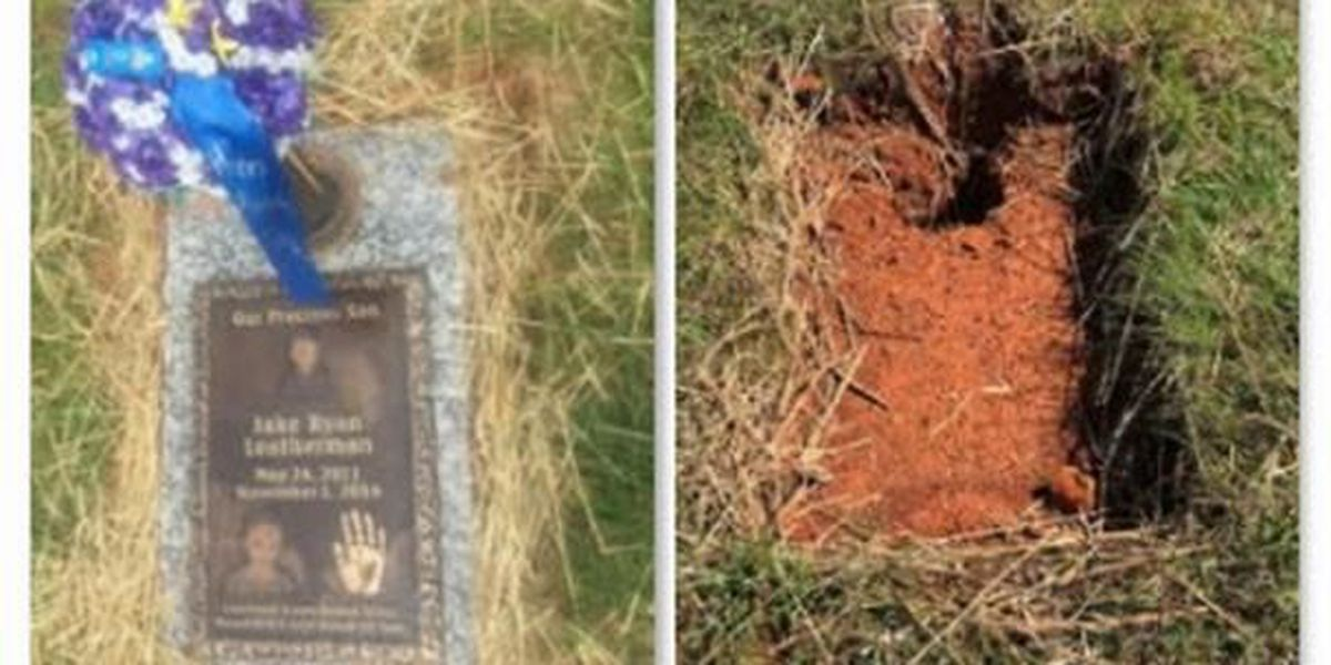 Owner of company offers apology, pays expenses after child's grave marker repossessed