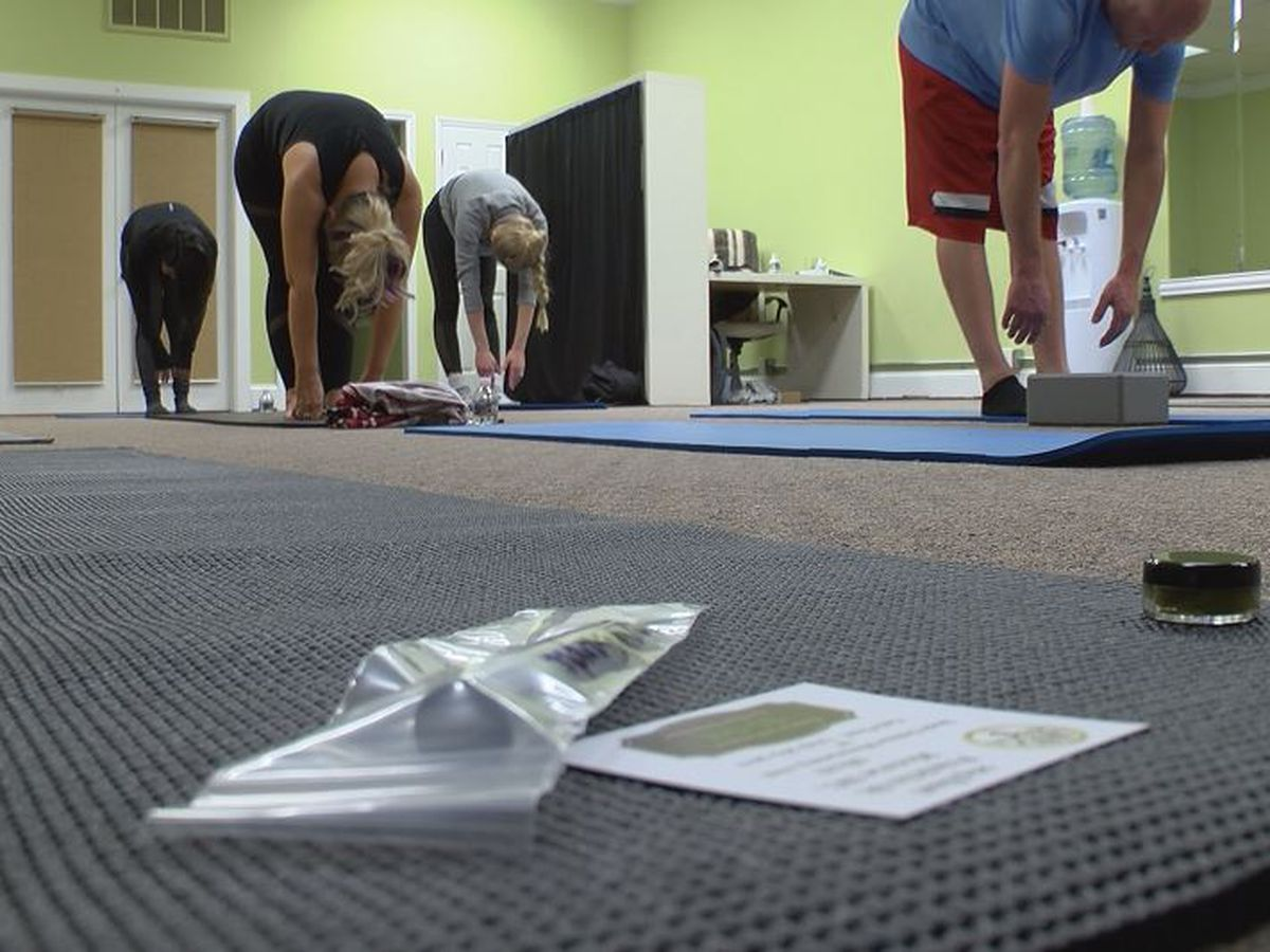 'CBD yoga' latest local business to incorporate CBD