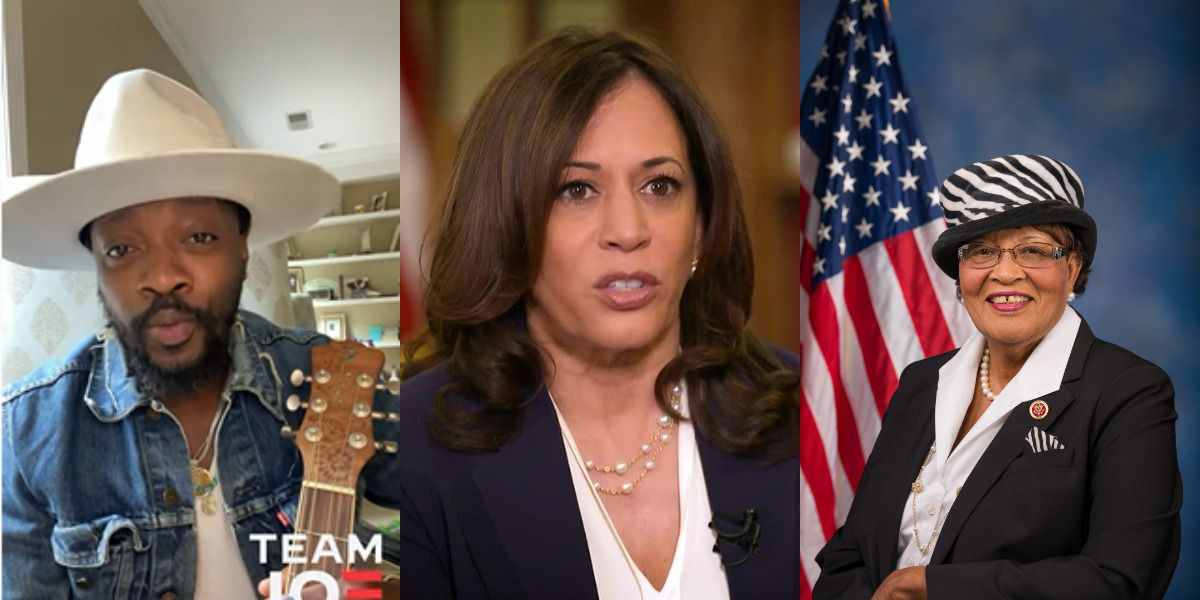 Anthony Hamilton, Alma Adams to join Kamala Harris for virtual voter event based in N.C.