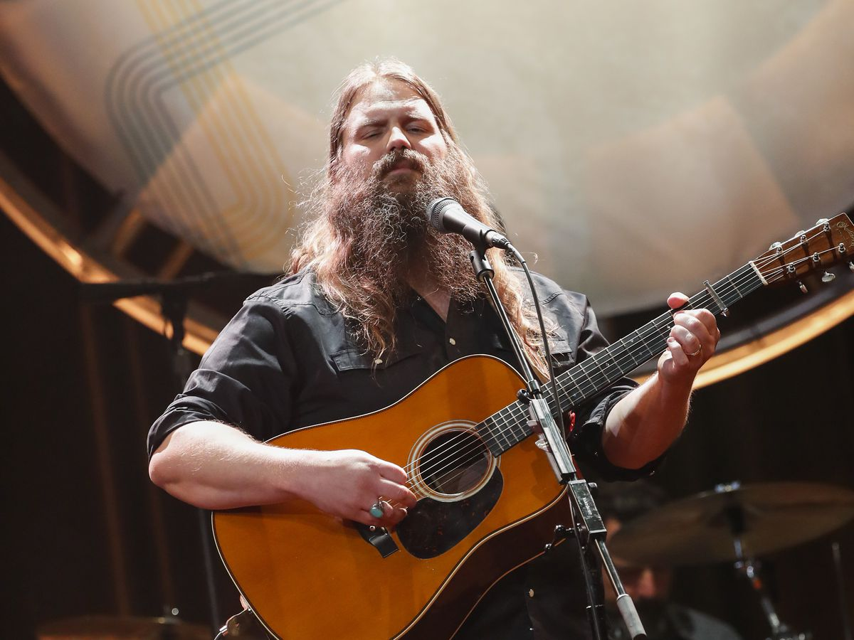 Chris Stapleton bringing 'All American Road Show' tour to Charlotte this summer