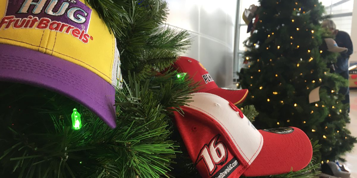 NASCAR's 'Undeck the Halls' offers post-Christmas goodies to racing fans