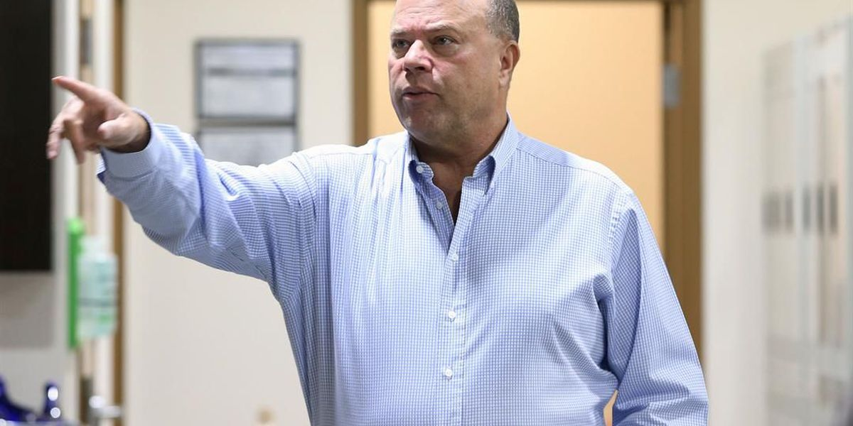 AP sources: Tepper to buy Panthers for record $2.2 billion