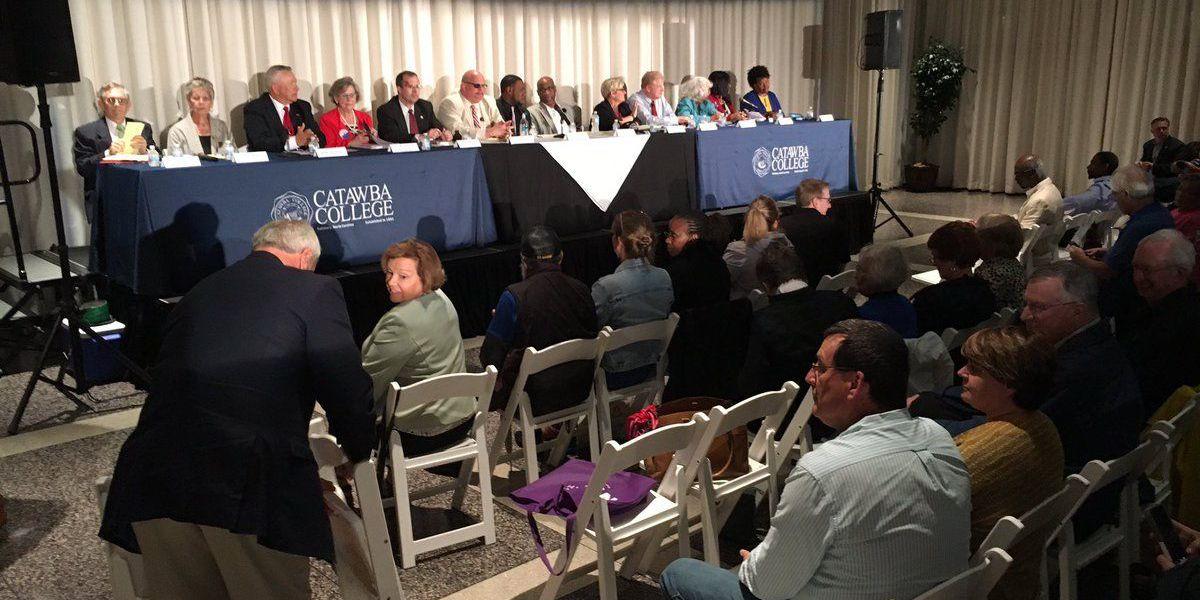Salisbury City Council candidates discuss taxes, Fibrant, crime at forum