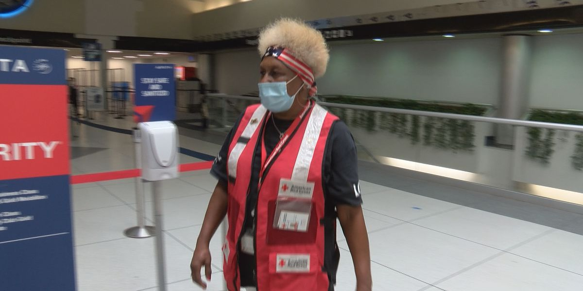 Gastonia Red Cross volunteer heads to Louisiana to assist with Hurricane Laura relief efforts
