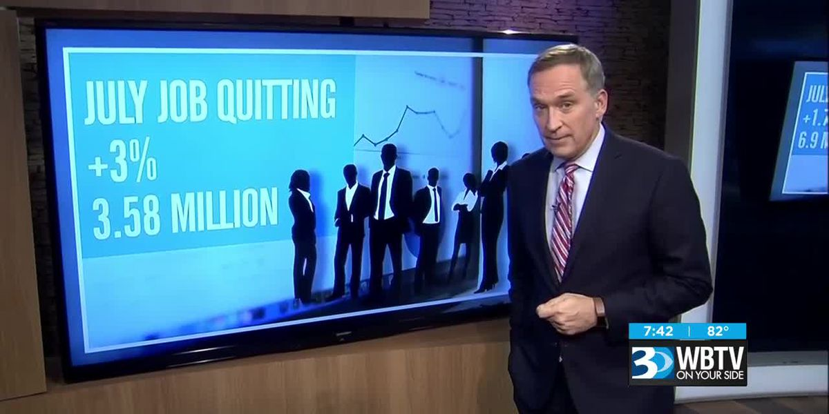 3 Things: Quitting your job and job openings