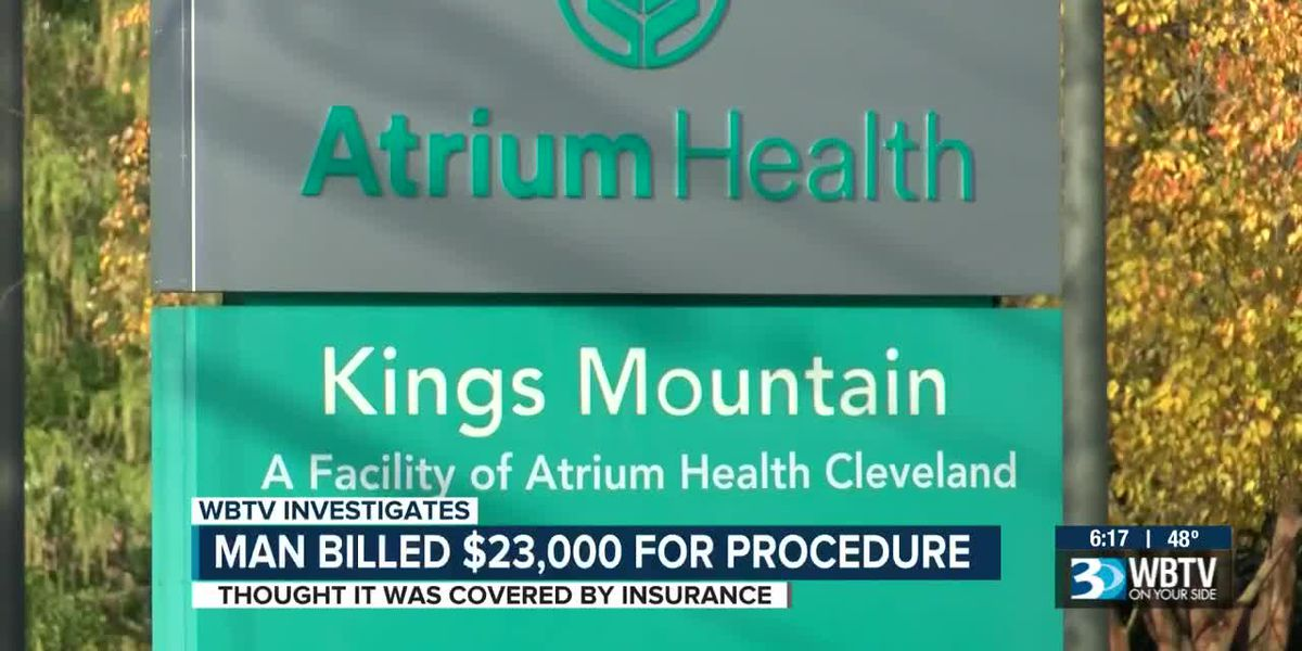 Man billed $23,000 for procedure he thought was covered