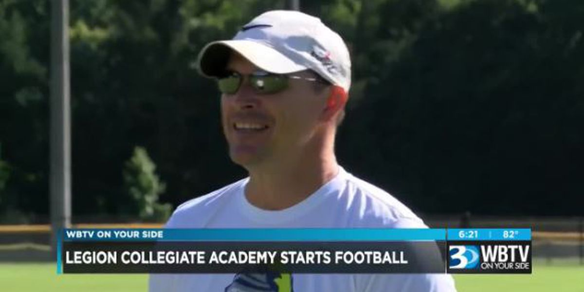 Experienced coaching staff hoping to lead Legion Collegiate Academy to great things in football