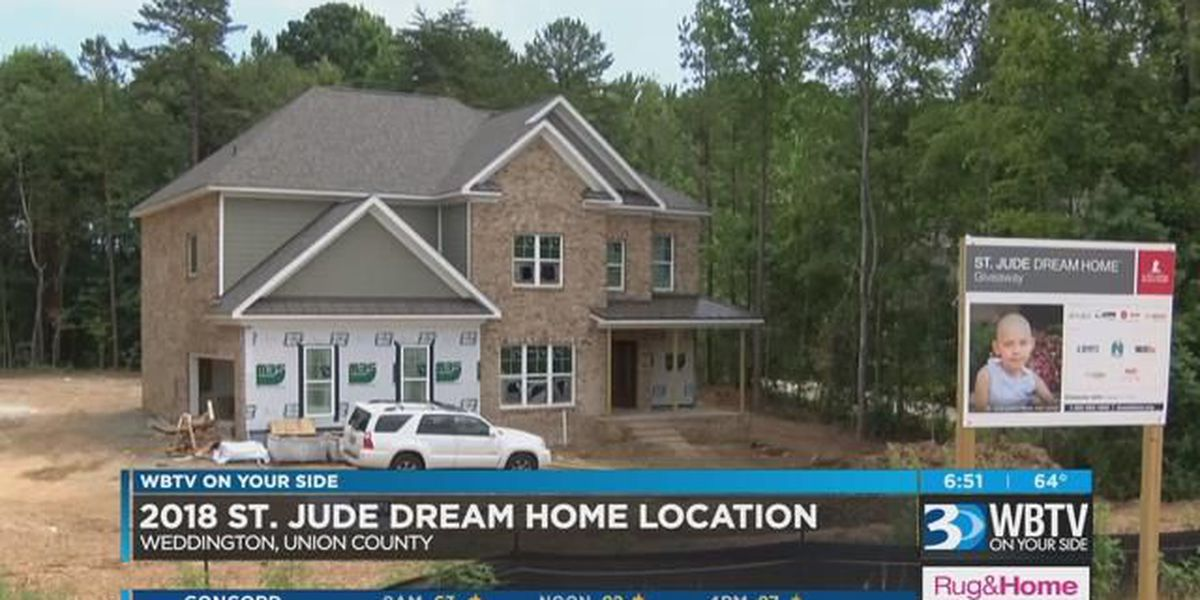 This year's St. Jude Dream Home location is both charming and appealing.