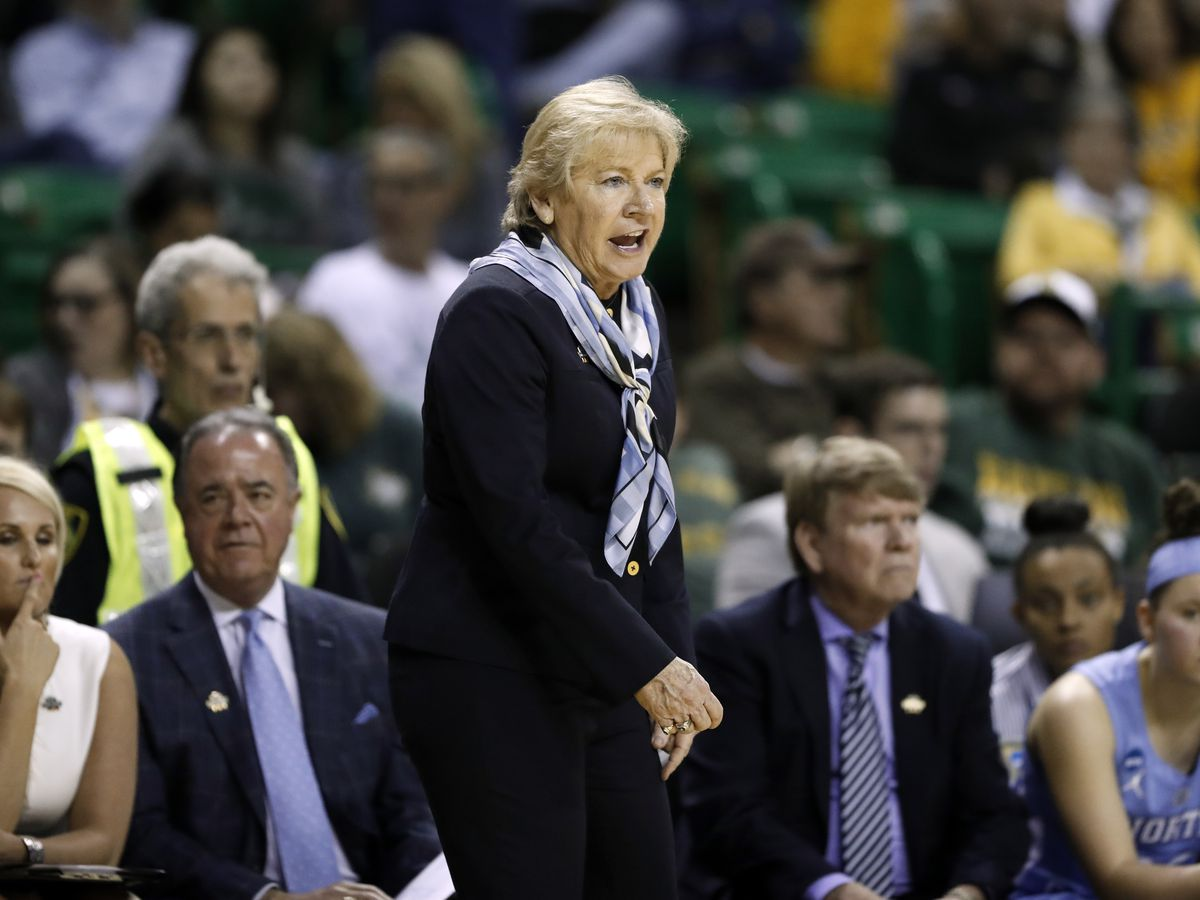 Ex-UNC women's basketball coach Hatchell cited after 89-year-old woman dies in Durham crash