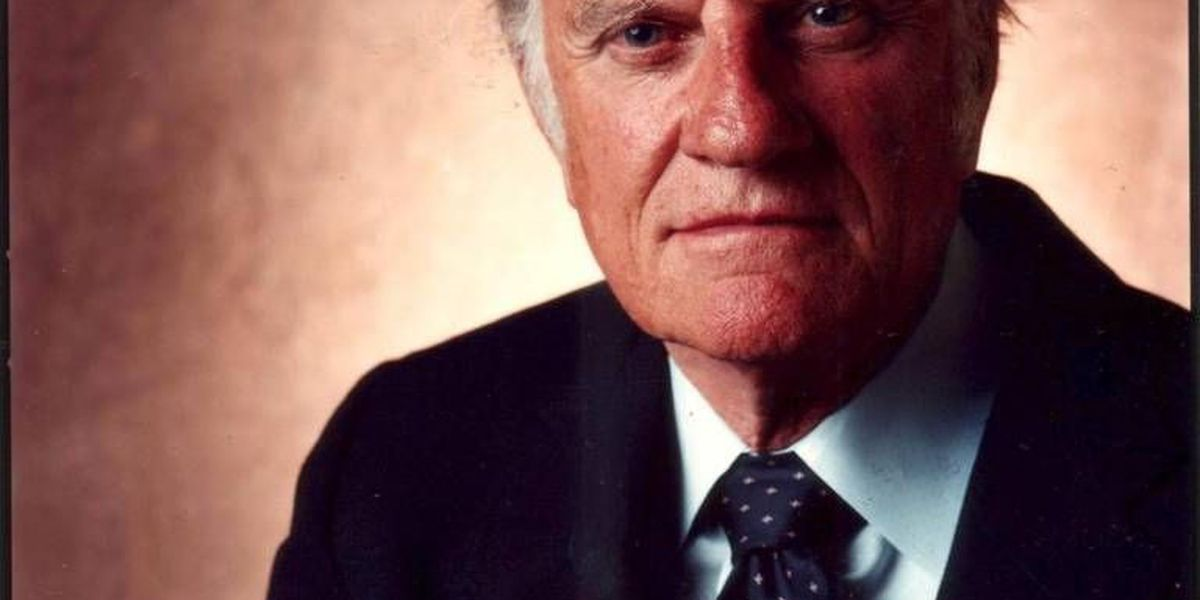 Key moments in the long life of Billy Graham