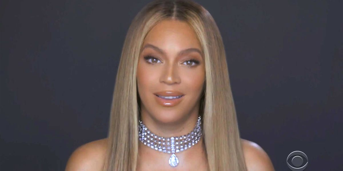 """Beyoncé urges public """"to vote like our life depends on it, because it does"""""""
