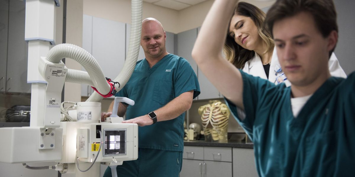 Press release: Rowan-Cabarrus Community College's Radiography Program operating at a high success rate