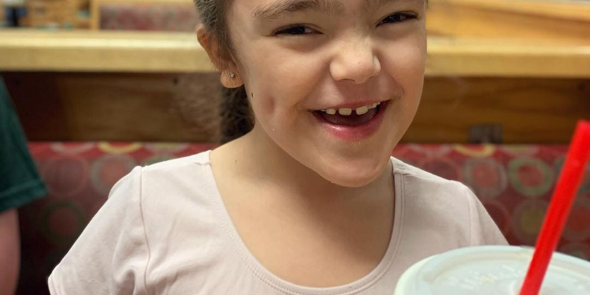Molly's Kids: Aurora Jayne has a syndrome you probably can't pronounce