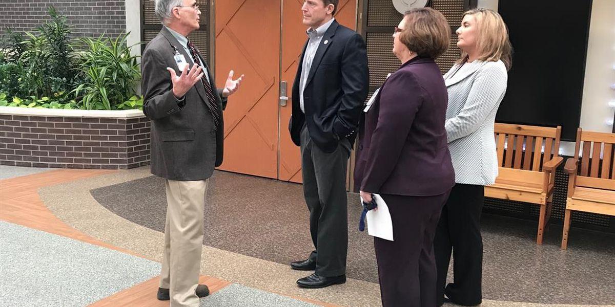 Congressman Budd issues statement after visit to Salisbury VA Medical Center