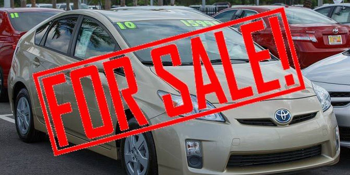 Sell your car with the help of Toyota of N Charlotte