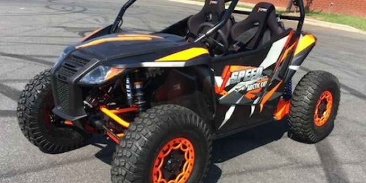 Prototype vehicle stolen from former NASCAR driver Robby Gordon. He's really annoyed.