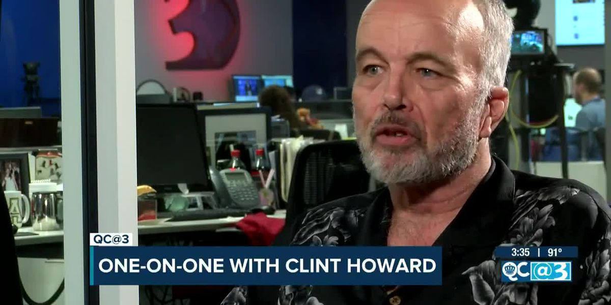 Mount Airy Museum and Clint Howard One on One