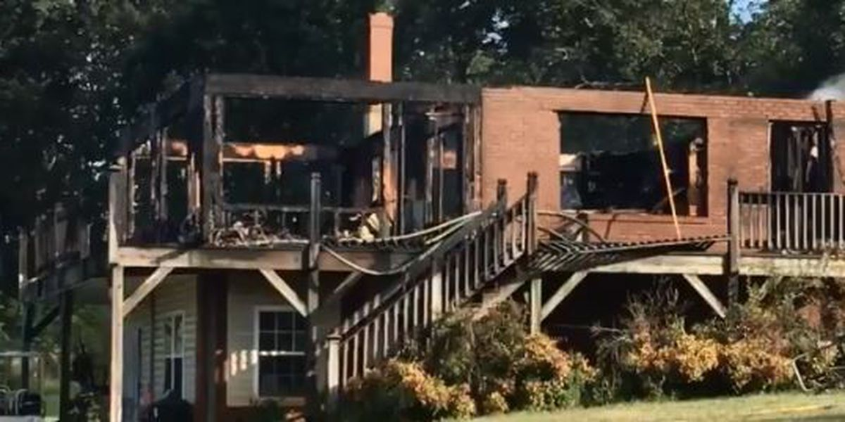 Gas grill caused deadly Hickory fire