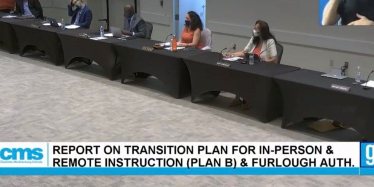 CMS approves phased plan to bring students back to classrooms