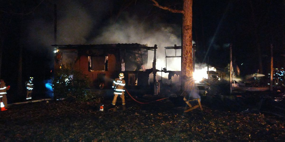 Rowan home destroyed by fire caused by malfunctioning wood stove