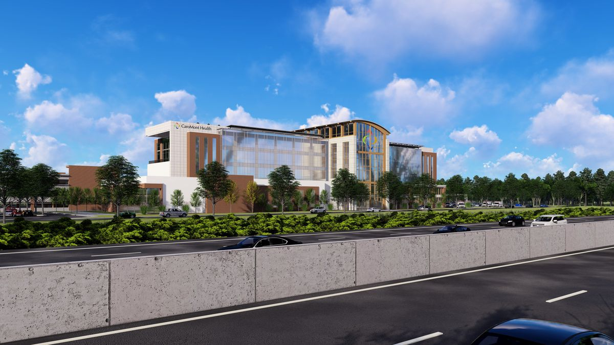 CaroMont Health to build hospital in Gaston County with $300 million investment