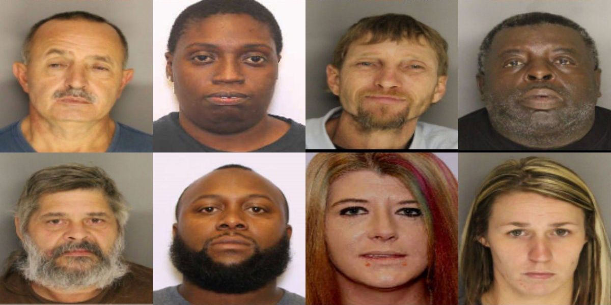 15 arrested after months-long drug enforcement operation in Lancaster County, 13 others wanted