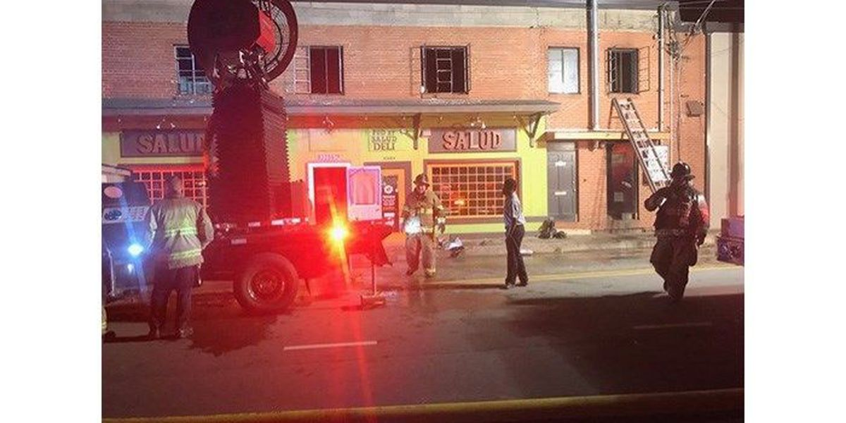 Fire causes extensive damage to NoDa bar