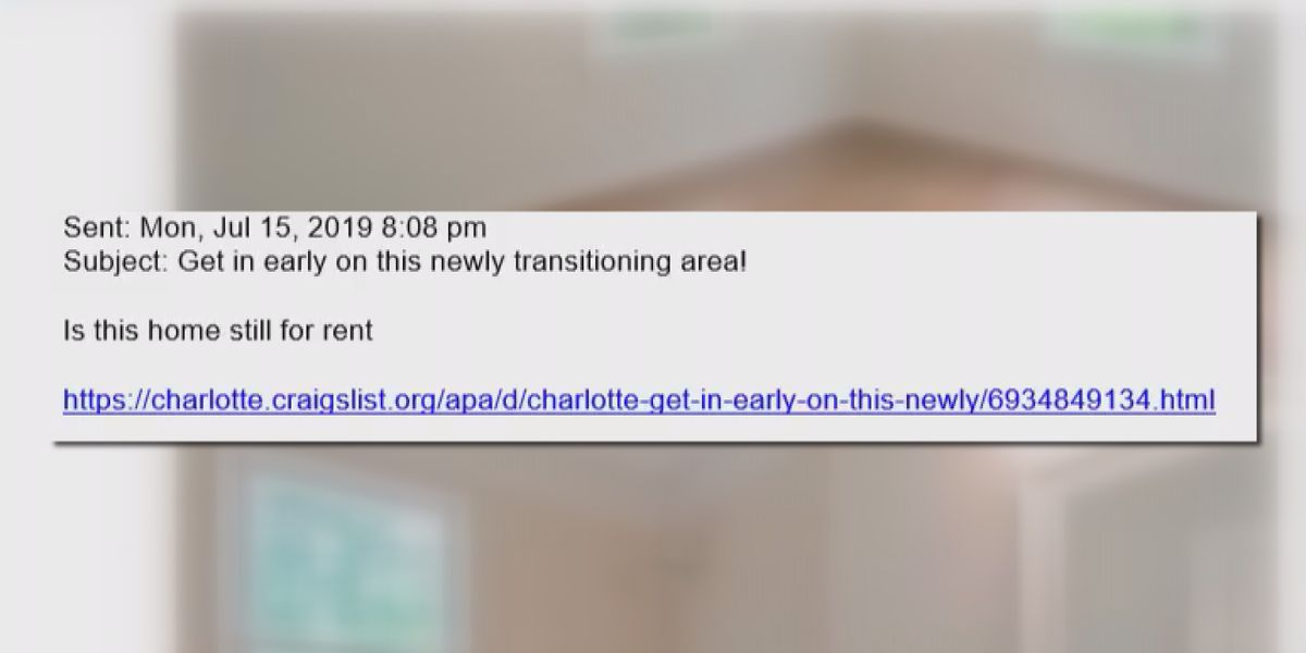 CMPD unsure how to prevent online rental scams until there's a victim