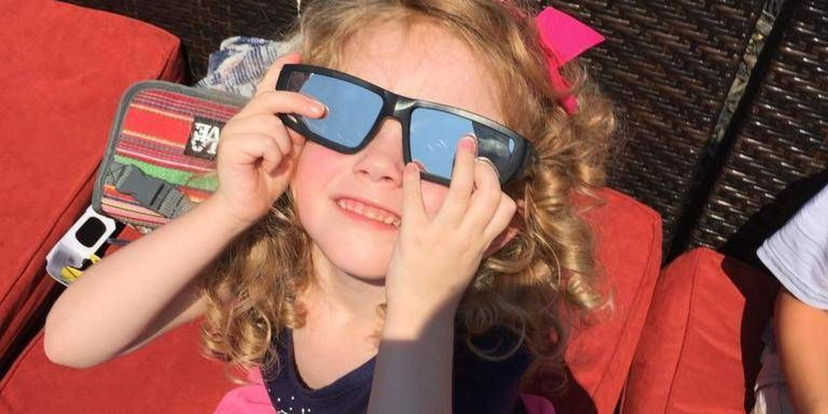 Last night, she wished upon a star. Here's how the eclipse made it come true.