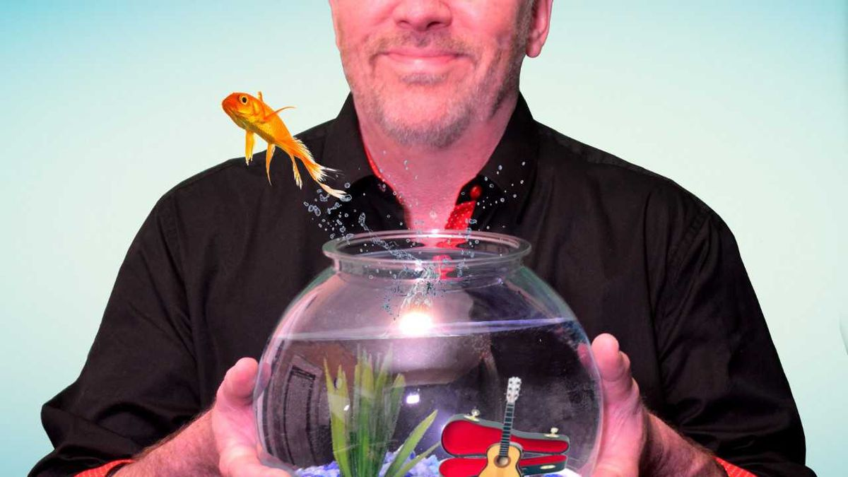 """Catawba College's Dr. Fish to offer """"Fish Tales"""" on May 1"""