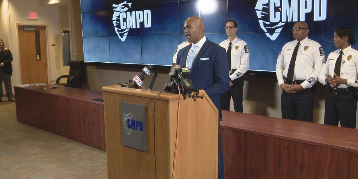 CMPD emphasizes de-escalation techniques in new policy, use of force now called 'response to resistance'