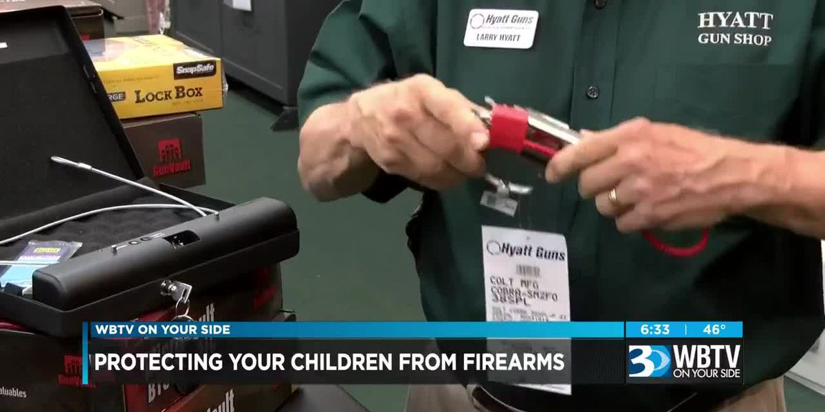 Protecting your children from firearms after 3-year-old grazed by bullet in Charlotte