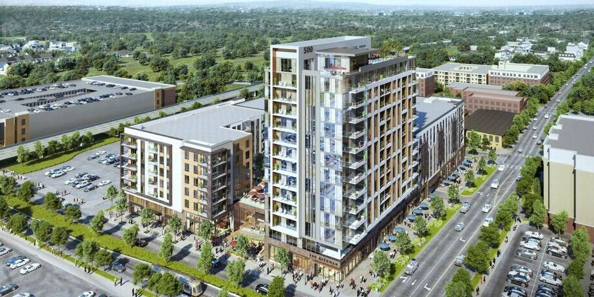 Newest addition to the Charlotte skyline is coming soon in uptown