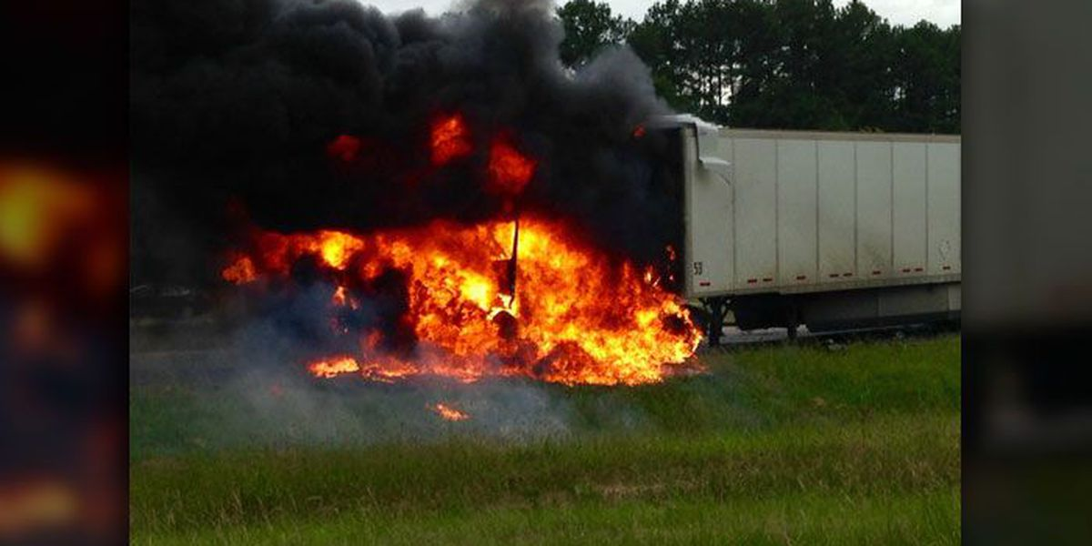 Driver killed in collision with tractor trailer along I-77 ID'd