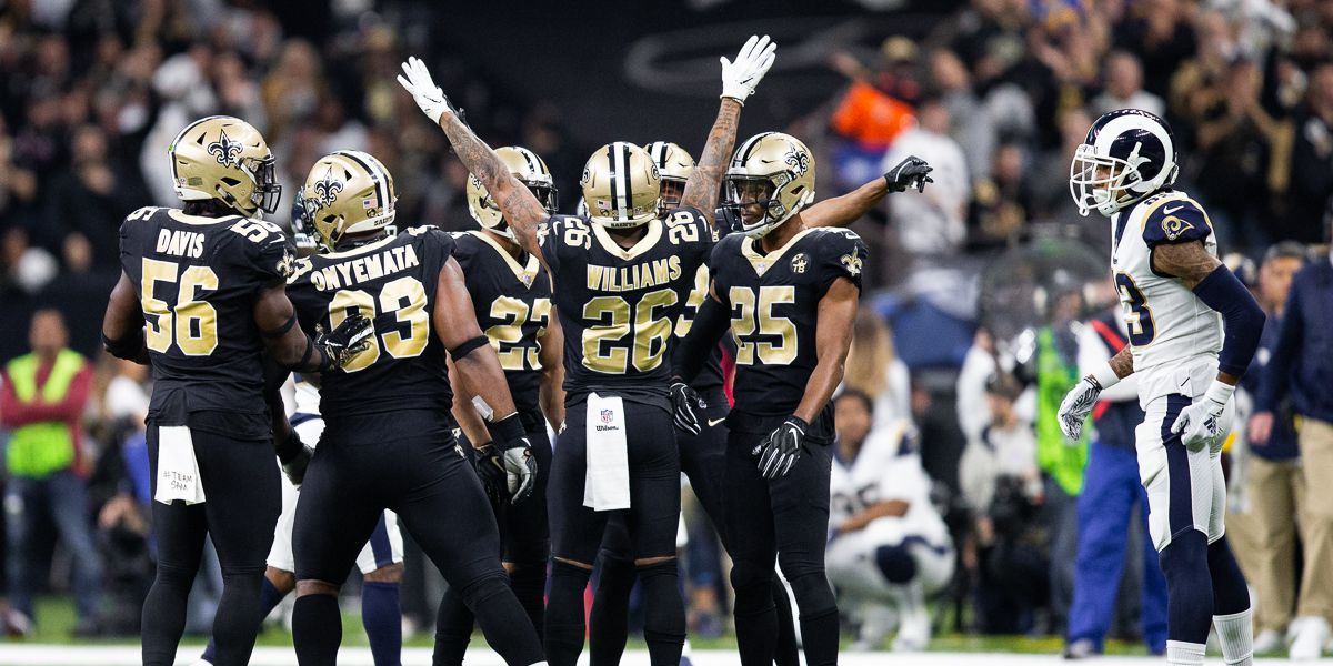 Kicked Out: Rams end Saints playoff win with overtime field goal