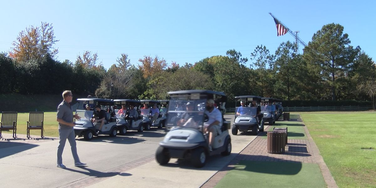 Dozens attend annual Crime Stoppers Golf Tournament