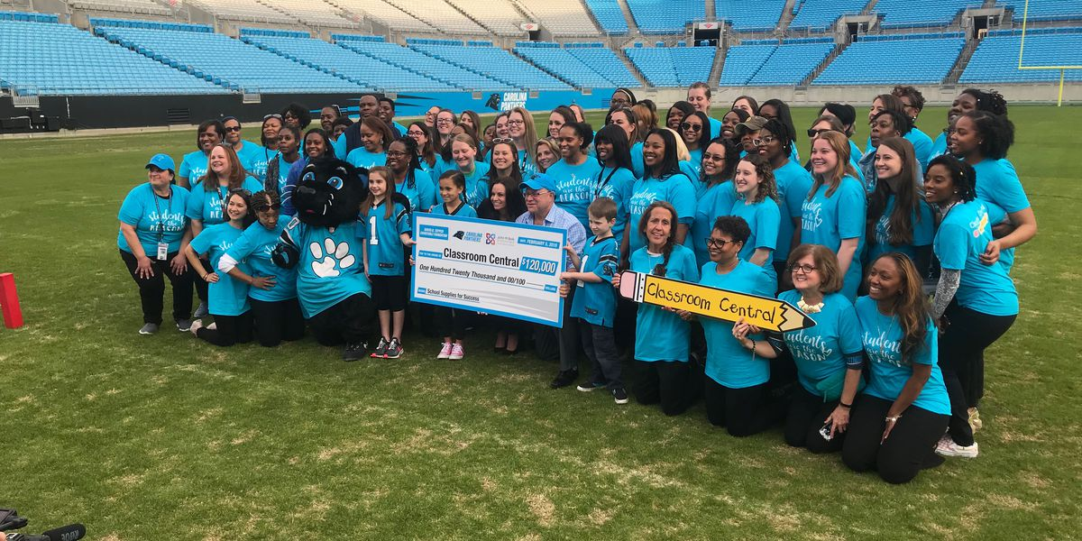 David Tepper and Community Partners Donate $120,000 to 800 Classrooms in CMS