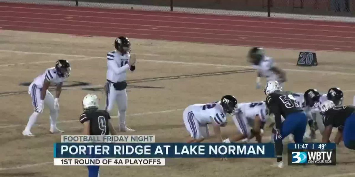 Porter Ridge, Hunter Huss, and Weddington pick up playoff wins