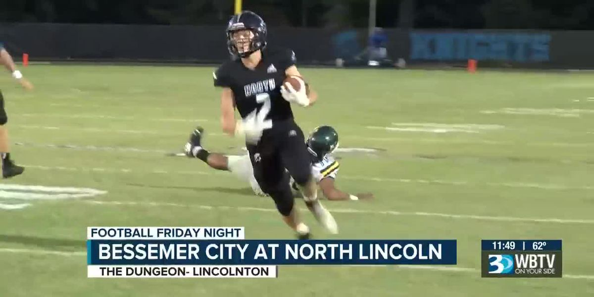 Bessemer City at North Lincoln
