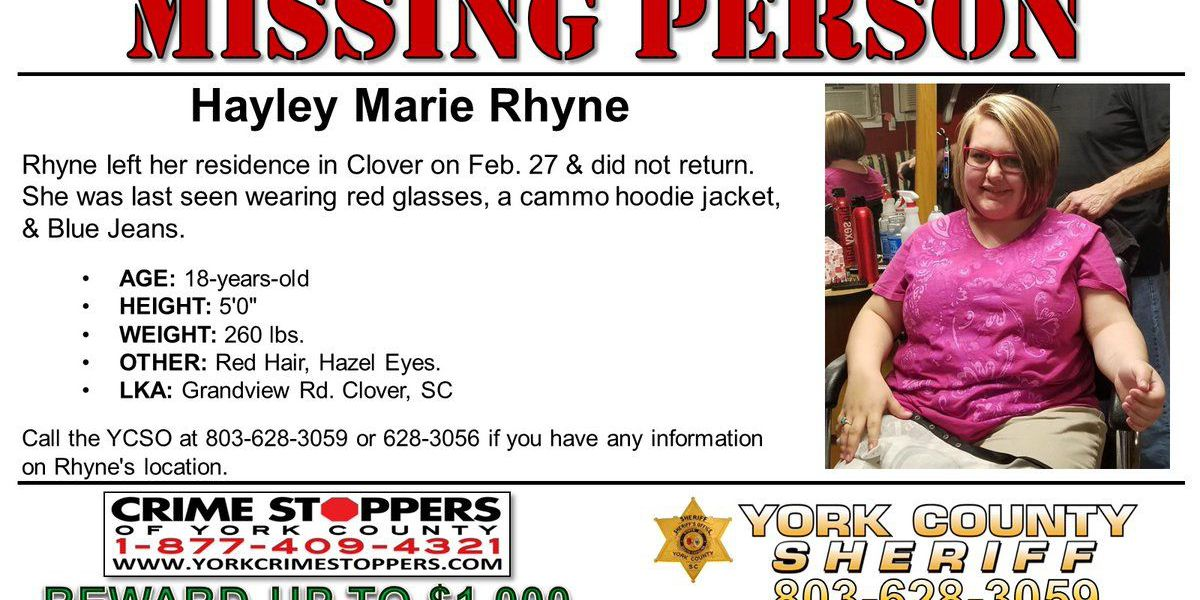 Woman missing from home in York County since Tuesday